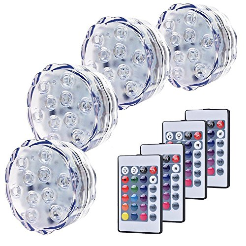 Fountain Led Lights - 4