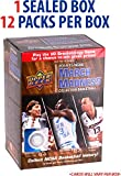 2014-15 March Madness Basketball Factory Sealled 12 Pack Box - Upper Deck Certified - Unsigned College Cards
