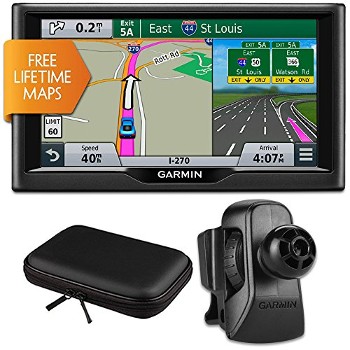Garmin Essential Lifetime Mount Bundle