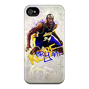 New Style Luoxunmobile333 Hard Cases Covers For Case Samsung Galaxy S3 I9300 Cover- Kobe Bryant Lakers