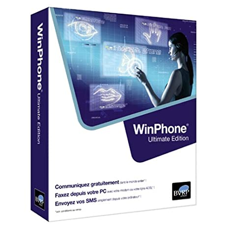 Winphone ultimate edition: amazon. Fr: logiciels.