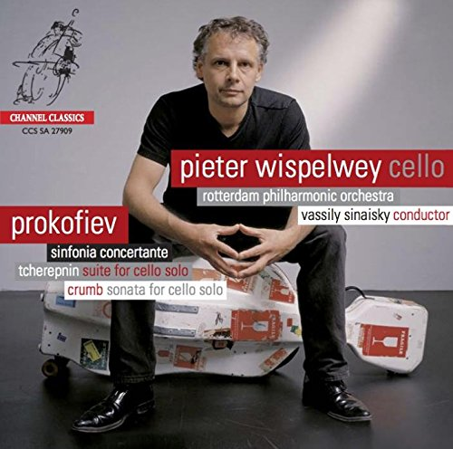 Prokofiev: Sinfonia Concertante; Tcherepnin: Suite for Cello Solo