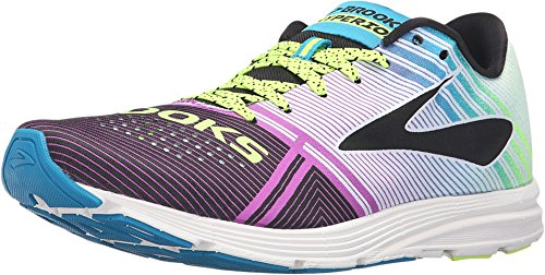 Brooks Women's Hyperion Imperial Purple/Blue Jewel/Nightlife Sneaker 9 B (M)
