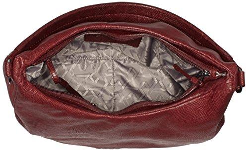 Bree 348160001, Borsa Shopper Donna Rosso (Brick Red)