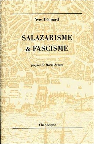 Lire Salazarisme et fascisme pdf