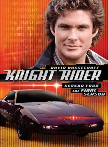 Knight Rider - Season Four by Universal Studios Home Entertainment