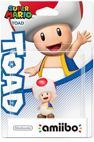 Amiibo Super Mario Bros Toad Amazonfr Jeux Vidéo