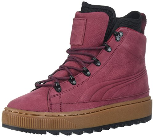 Puma Mens Lavvio Ren Nbk Sneaker Rosso Tibetano