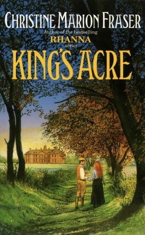 book cover of King\'s Acre