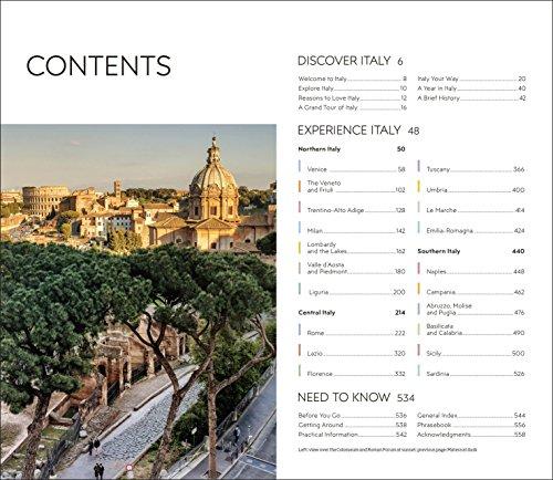 511ZQKci8LL - DK Eyewitness Travel Guide Italy: 2019