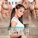 Taken by the Men Who Raised Me: College Girls Mega Bundle | Amber Paige