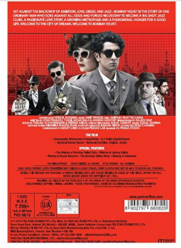 the Bombay Velvet full movie with english subtitles download