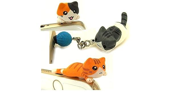 Telefono Cats auricular gato Tapones de protección stoepsel Tapa ...
