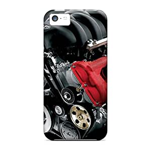 Awesome Hmk37299GhGK StaceyBudden Defender Hard Cases Covers For Iphone 5c- Alfa Romeo V8 Engine