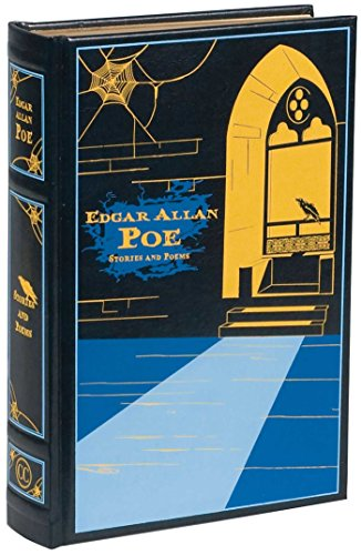 Edgar Allan Poe: Collected Works (Leather-bound Classics) (Edgar Allan Poe Best Short Stories)