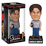 Funko Charlie Sheen Talking Wacky Wobbler