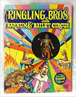 Ringling Bros. and Barnum & Bailey Circus 103rd Edition