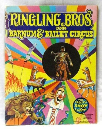 Ringling Bros. and Barnum & Bailey Circus 103rd Edition Souvenir Program & Magazine Barnum & Bailey Circus Magazine