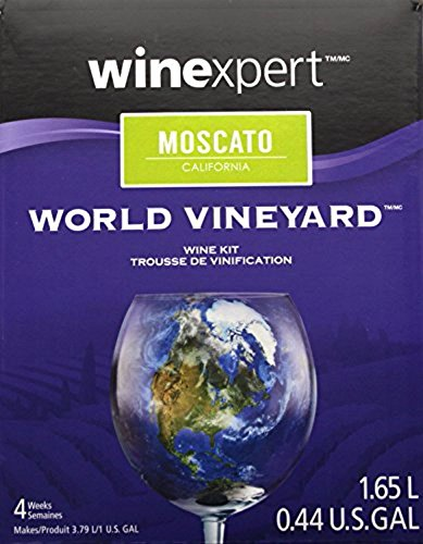 Winexpert Muscato 1 Gallon Wine Kit