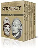 Strategy Six Pack 9 -  The Revenant Hugh Glass, Andersonville, The Goths, Alexander Hamilton, Pericles and A Short History of England (Illustrated)
