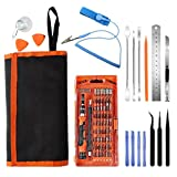 Blingco Precision Screwdriver Set, 78 in 1 Magnetic Screwdriver Kit, Electronics Repair Tool Kits with Portable Box for iPad, iPhone, MacBook, Tablets, Laptops, PC and Other Electronics