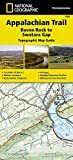 Appalachian Trail, Raven Rock to Swatara Gap [Pennsylvania] (National Geographic Topographic Map Guide)