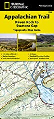 • Waterproof • Tear-Resistant • Topographic Map       The Raven Rock to Swatara Gap Topographic Map Guide makes a perfect traveling companion when traversing the southeastern Pennsylvania section of the Appalachian Trail (A.T.)....