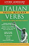 Italian Verbs Skill Builder, Renata Rosso and Vieri Samek-Lodovici, 0609604414