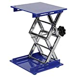 Aluminum Oxide Laboratory Lifting Platform Stand Scissor Rack 200200280mm-Lab & Scientific Supplies Glassware & Labware