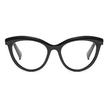 80e2091893 Classic Decoration Women Cat Eye Eyeglasses Frames Fashion Ladies Clear  Lens Glasses Frame