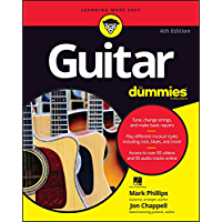 Guitar For Dummies (For Dummies (Lifestyle)) book cover