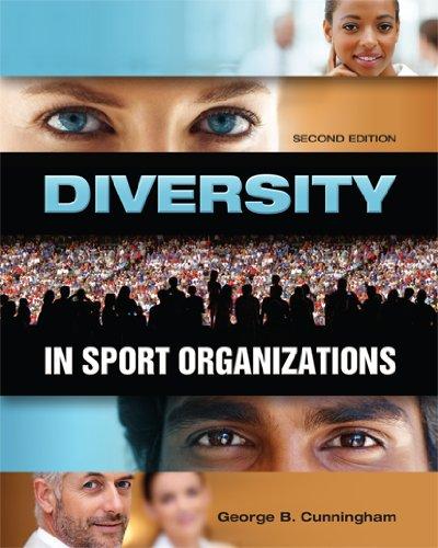 Diversity in Sport Organizations
