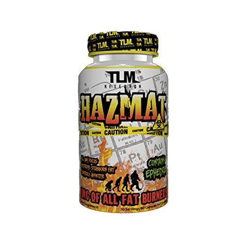 TLM Research HAZMAT Ultimate Fat Burner (30 Serving)