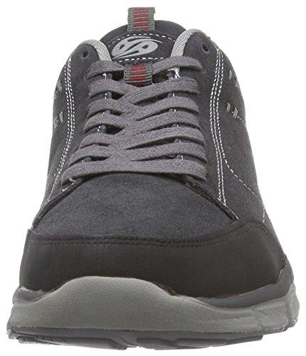 Dockers by Gerli 37EQ003-200660 Herren Sneakers Grau (dunkelgrau 220)