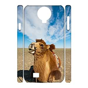 Camel 3D-Printed ZLB598306 Customized 3D Cover Case for SamSung Galaxy S4 I9500