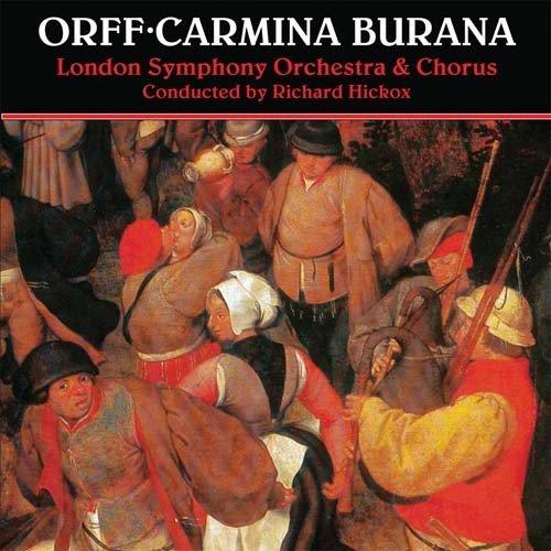 Price comparison product image Carmina Burana