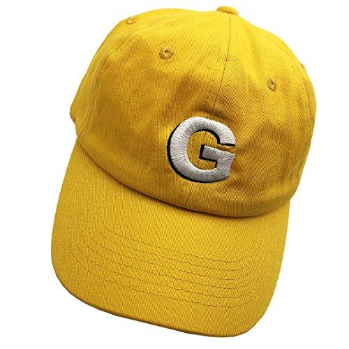 Shengyuan Golf Dad hats Baseball Cap 3D Letter G Embroidered Adjustable Snapback Cotton Unisex - Number D&g 1