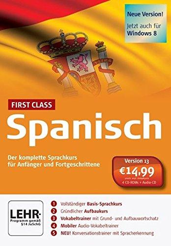 First Class Sprachkurs Spanisch 13.0