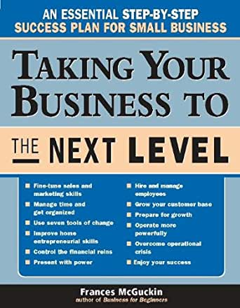 Next level business plan