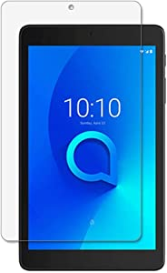 for Alcatel Joy Tab 2 Glass Screen Protector - [2 Pack] Alcatel Joy Tab 2 Front High Clear Films Bubble Free Tempered Glass Screen Protector Anti-Scratch