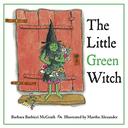 The Little Green Witch -