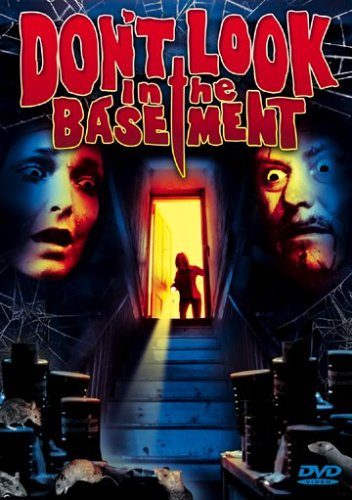 Don't Look in the Basement (Basement Dvd)