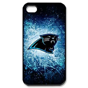 NFL Carolina Panthers IPhone 4 4s Hard Cover Case The Best Gift For Fans