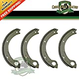 NCA2218B-4PC Ford Tractor Brake Shoes 500 600 700 800 900 501 601 701 801+