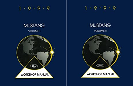 Amazon 1999 ford mustang shop service repair manual book engine 1999 ford mustang shop service repair manual book engine drivetrain wiring oem cheapraybanclubmaster Choice Image