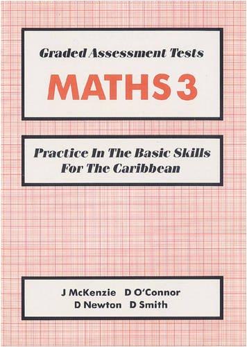 Graded Assessment Tests Maths 3