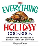 The Everything Holiday Cookbook, Margaret Kaeter, 1593371292