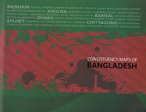 Constituency Maps of Bangladesh...