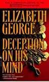 Deception on His Mind, Elizabeth George, 0553575090