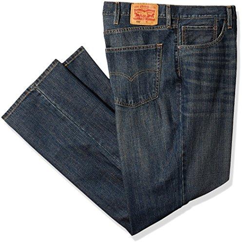 Levi's Men's Big and Tall Big & Tall 559 Relaxed Straight Fit Jean, Range, 46W x 28L